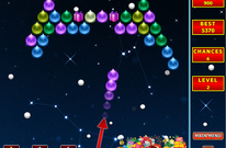 Bubble Shooter Xmas
